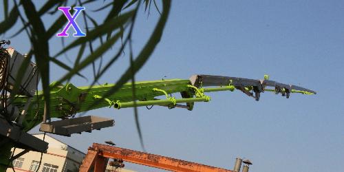科尼乐混凝土布料机的施工特点