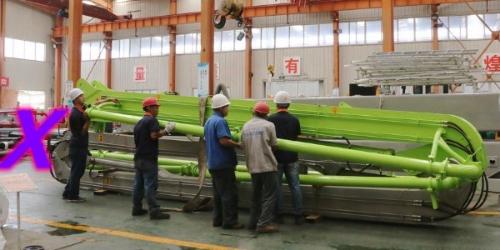 小科说混凝土布料机—施工过程中末端弯管堵塞产生的严重后果