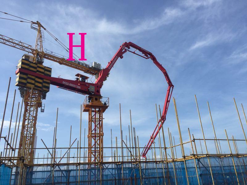 电梯井内爬式HGY35