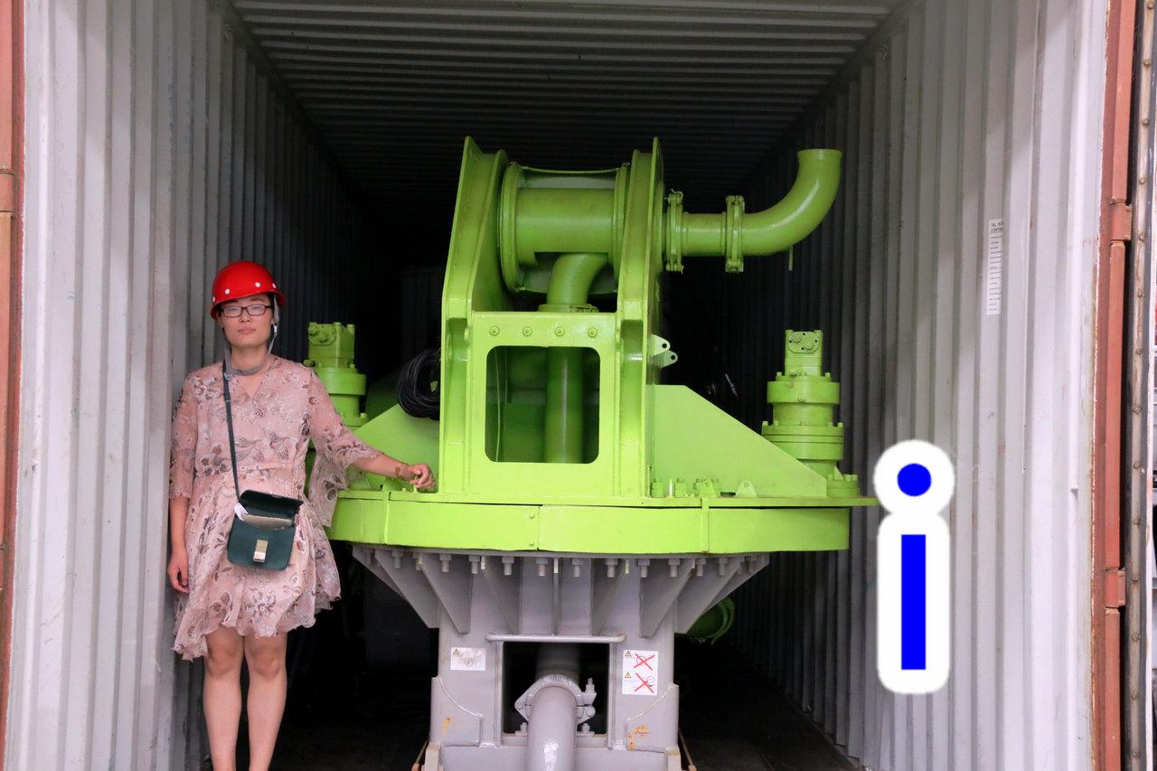 青岛混凝土布料机