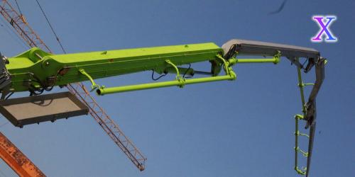 混凝土布料机布料杆的安全使用注意事项——科尼乐