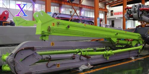 混凝土布料机的施工优势及产品特点(一)——科尼乐