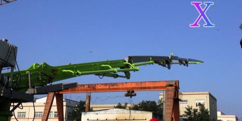 混凝土布料机安装使用过程中的注意哪些事项——科尼乐