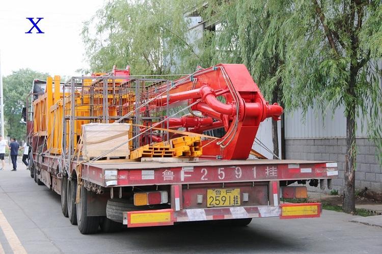 青岛小型混凝土泵车价格